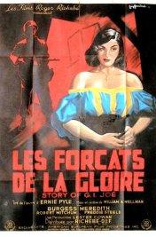 Affiche du film : Les forcats de la gloire