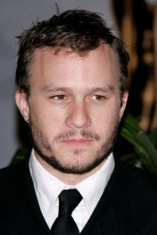 image de la star Heath Ledger